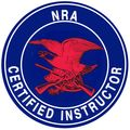 NRA instructor logo